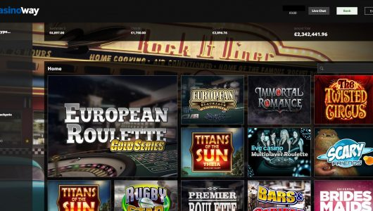 betway casino big
