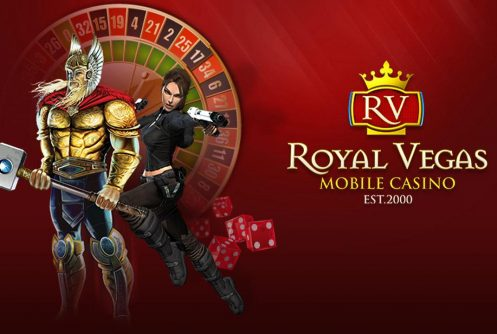 royal vegas big logo