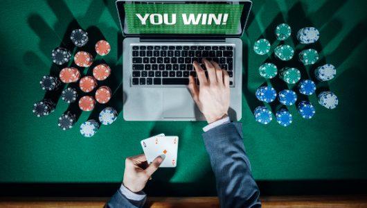 online-gambling logo image